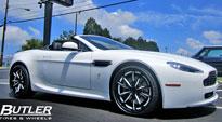 Monza on Aston Martin Vantage