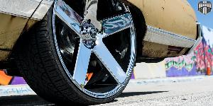 Baller - S116 on Chevrolet Caprice