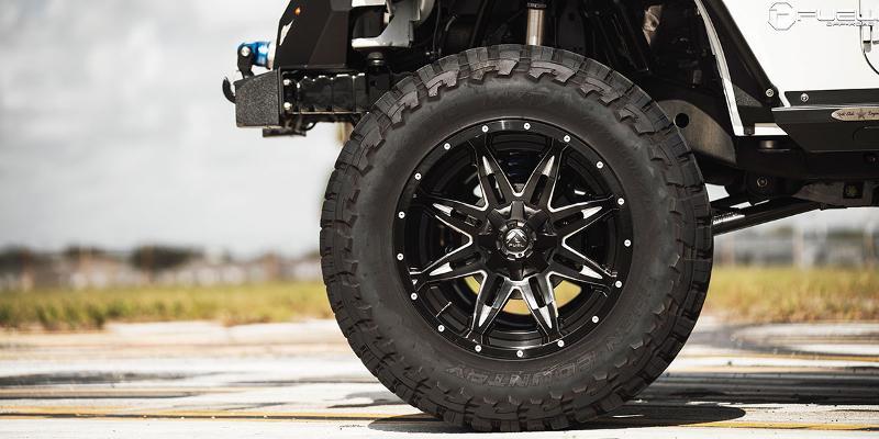 Jeep Wrangler Lethal - D566