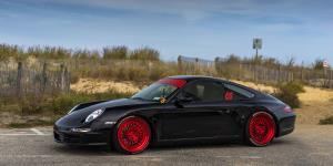 IND-T on Porsche 911 Carrera