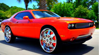 Creed - S775 on Dodge Challenger