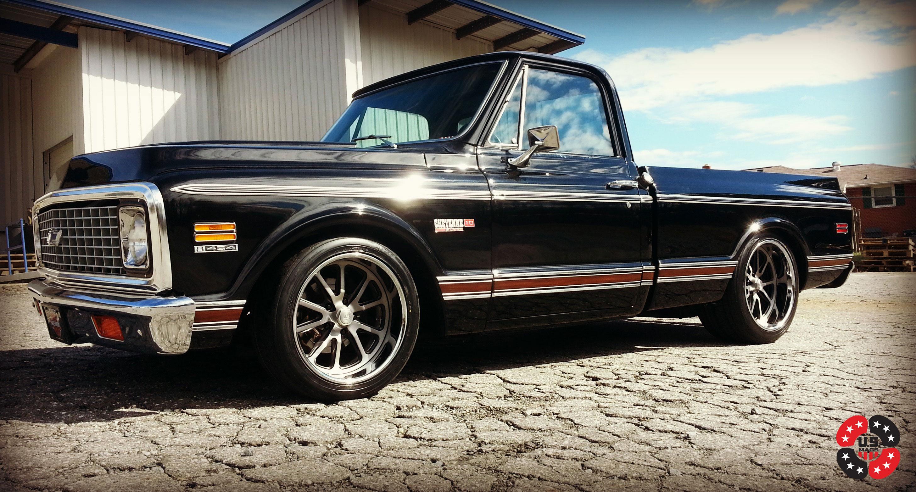 2017 Chevy Cheyenne >> Chevrolet Cheyenne Rambler - U425 Gallery - MHT Wheels Inc.