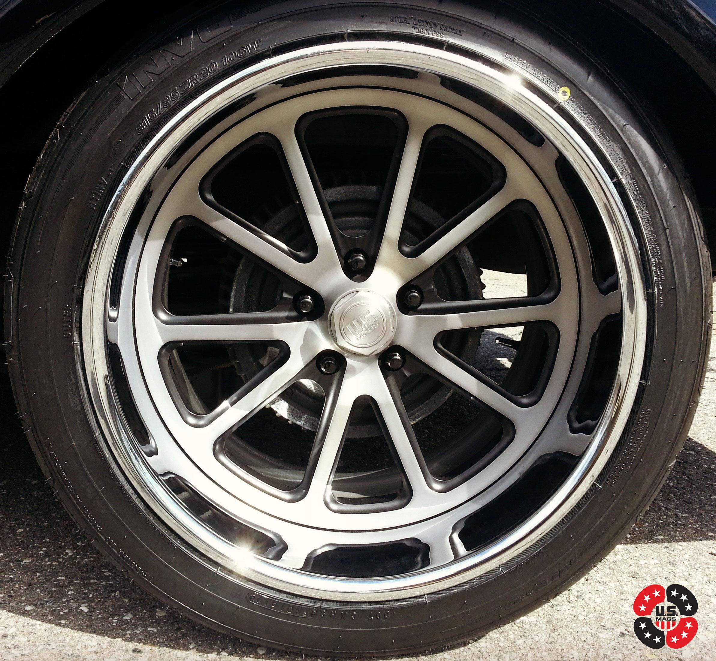 Chevrolet Cheyenne Rambler U425 Gallery Mht Wheels Inc