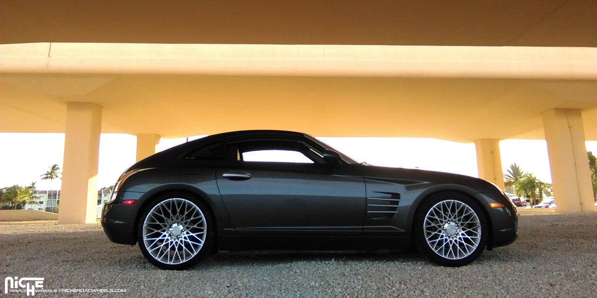 Chrysler Crossfire Citrine M161 Gallery Mht Wheels Inc