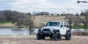 Assault - D546 on Jeep Wrangler