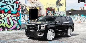 XB5 - Slam on GMC Yukon Denali