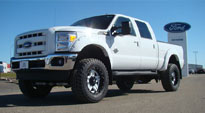 Full Blown - D255 on Ford F-350