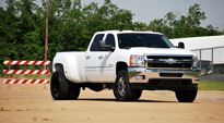 Throttle Dually - D213 on GMC Sierra 3500 HD Dual Rear Wheel