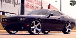 Baller - S115 on Dodge Challenger