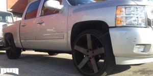 Baller - S116 on Chevrolet Silverado 1500