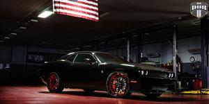 XA90 - Manor on Dodge Challenger