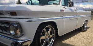 6SIX on Chevrolet C10