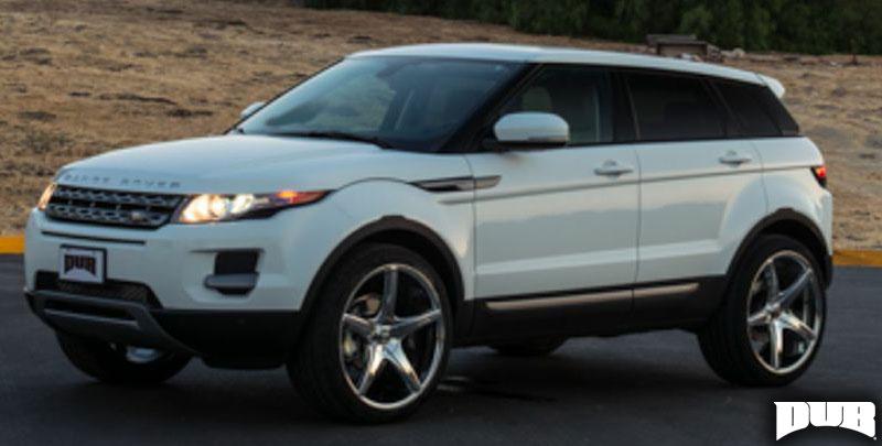 Range Rover Evoque >> Land Rover Range Rover Evoque Rio 5 - S112 Gallery - MHT ...