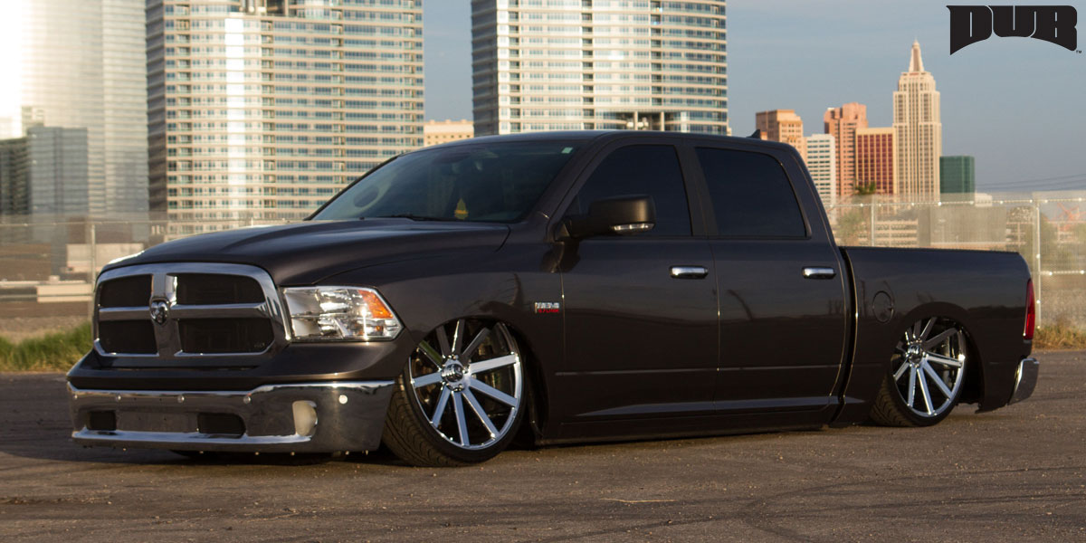 Dodge Ram 1500 Shot Calla S120 Gallery Mht Wheels Inc