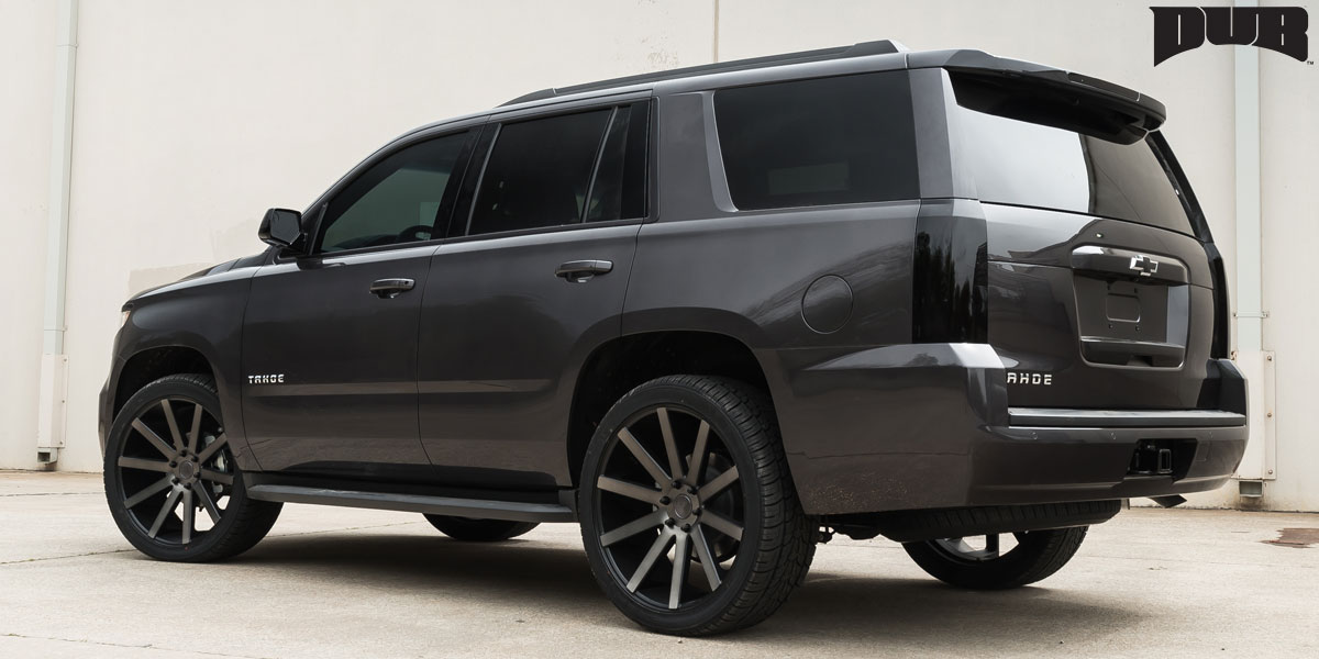 2017 chevrolet tahoe wheels