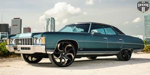 Sleeper - S125 on Chevrolet Impala