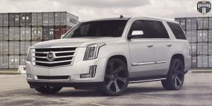 Swerv - S137 on Cadillac Escalade