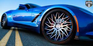 XA80 - Tryst on Chevrolet Corvette