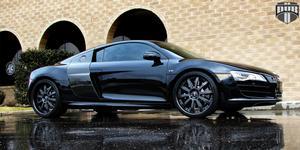 X18-Palazzo on Audi R8