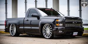 4TEEN on Chevrolet Silverado 1500