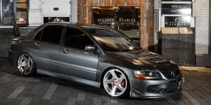 TMB on Mitsubishi Lancer Evolution