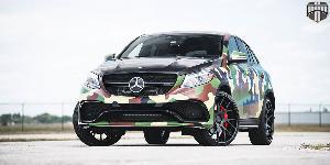 Mercedes-Benz GLE450 AMG
