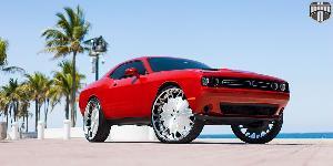 XXX - XB7 on Dodge Challenger