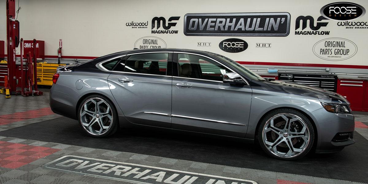 Chevrolet Impala Impala - F229 Concave Gallery - MHT Wheels Inc.