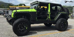 Lethal - D267 on Jeep Wrangler