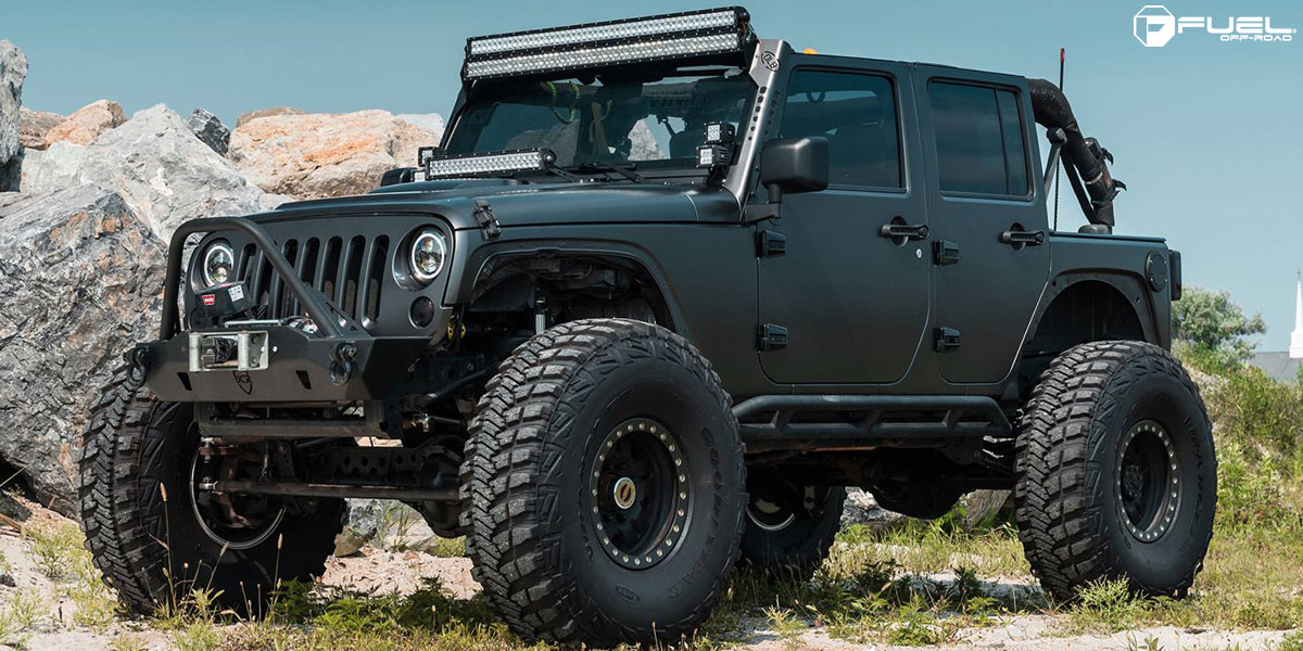Jeep Wrangler Anza Beadlock D116 Gallery Mht Wheels Inc