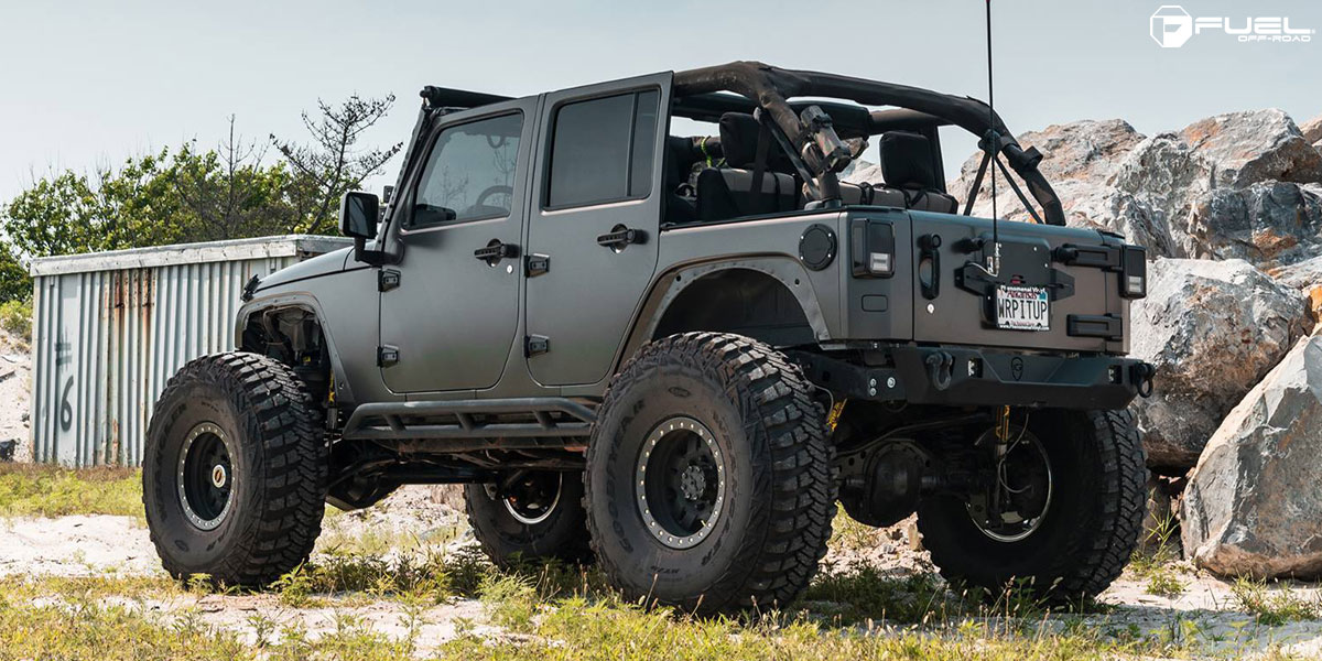 Jeep Jk Tires >> Jeep Wrangler Anza Beadlock - D116 Gallery - MHT Wheels Inc.