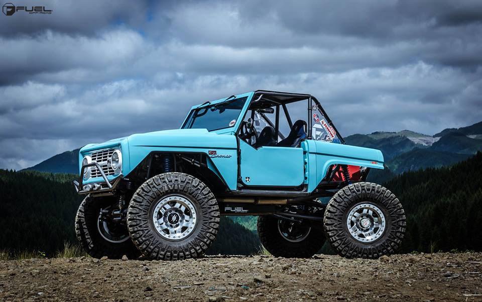 2016 Ford Bronco >> Ford Bronco Anza Beadlock - D116 Gallery - MHT Wheels Inc.