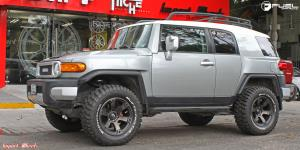 Beast - D564 on Toyota FJ Cruiser