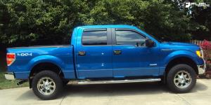 Boost - D533 on Ford F-150
