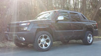 Dune - D522 on Chevrolet Avalanche
