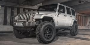 JM2 - D572 on Jeep Wrangler