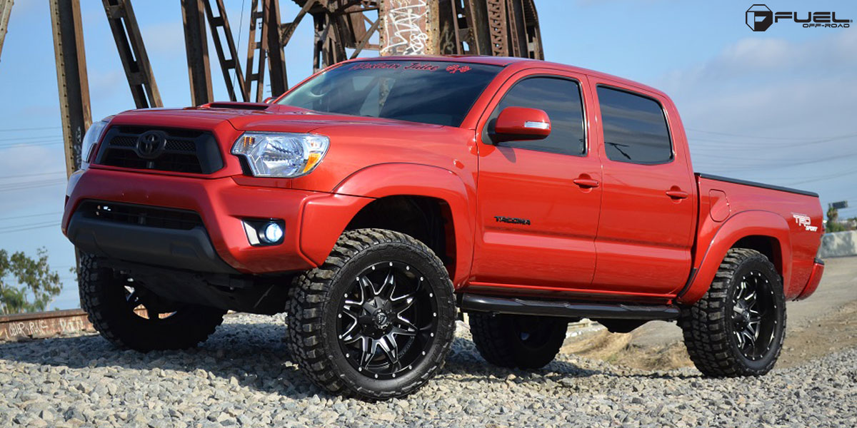 Toyota Tacoma Lethal D567 Gallery Mht Wheels Inc