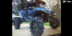 Lethal - D567 on ATV - Polaris RZR