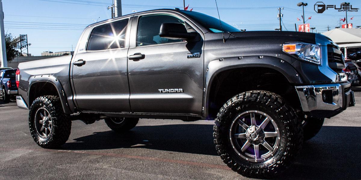 Toyota Tundra Maverick - D542 Gallery - MHT Wheels Inc.