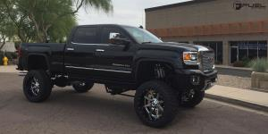Maverick - D260 on GMC Denali HD