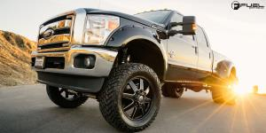 Maverick Dually Rear - D538 on Ford F-350 Dually