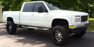 Maverick - D260 on Chevrolet Silverado 1500