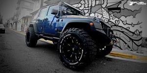 Nutz - D251 on Jeep Wrangler