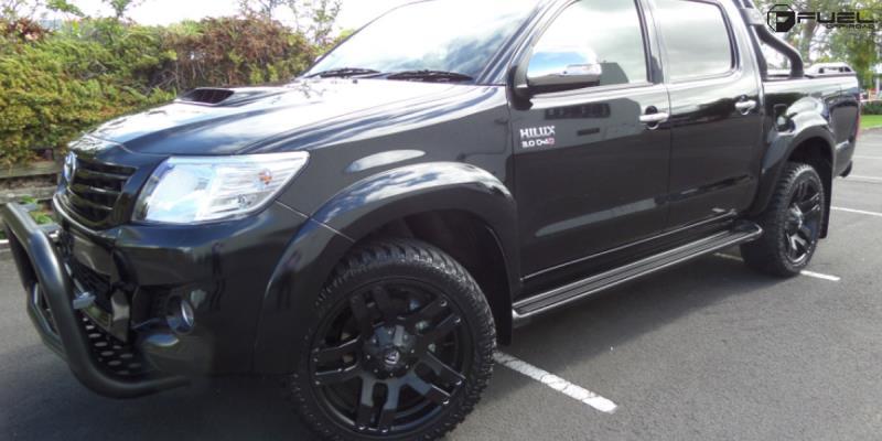 Toyota Hilux Pump D515 Gallery Mht Wheels Inc