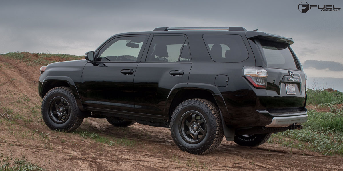 All Terrain Tires >> Toyota 4Runner Rotor - D570 Gallery - MHT Wheels Inc.