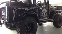 Revolver - D525 on Jeep Wrangler
