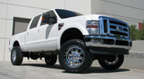 Throttle - D512 on Ford F-250 Super Duty