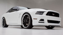 Monza on Ford Mustang