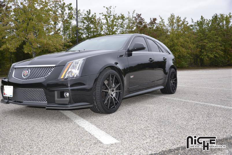 cadillac cts v grand prix m324 gallery mht wheels inc. Black Bedroom Furniture Sets. Home Design Ideas