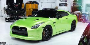 Misano on Nissan GT-R